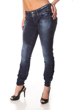 Sexy Elastic Brazilian Cut Butt Lift Jeans | GroovyJeans ®
